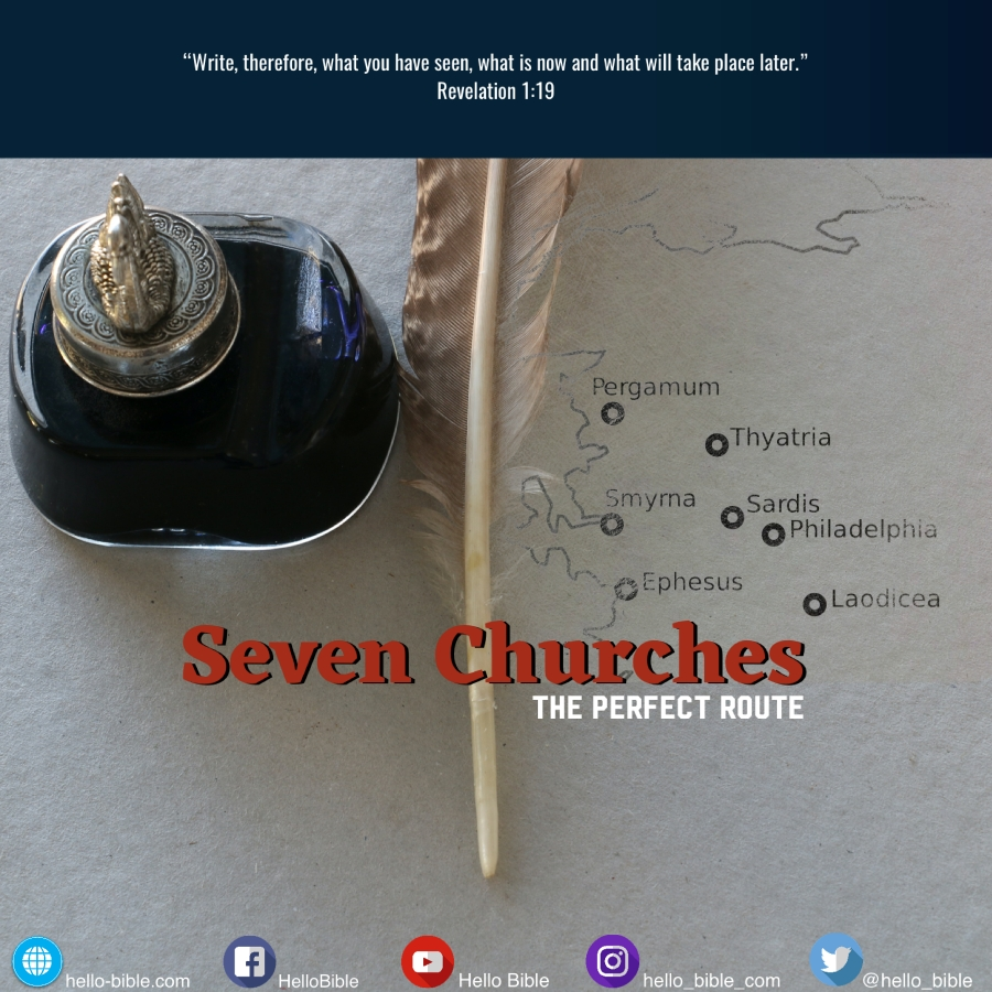 11 The Rout Of The Seven Churches Revelation 2 And 3
